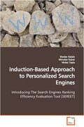 induction-based approach to personalized search engines introducing the search engines ranking effic - wadee halabi - vdm verlag