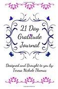 21 Day Gratitude Journal