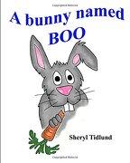 A bunny named BOO