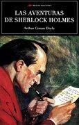 Las Aventuras De Sherlock Holmes - ARTHUR CONAN DOYLE - Editorial MESTAS