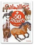 Caballos mas de 50 Stickers - Equipo Artemisa - Artemisa Ediciones