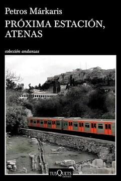 portada Proxima Estacion  Atenas