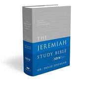 The Jeremiah Study Bible, NIV: Jacketed Hardcover: What It Says. What It Means. What It Means for You