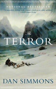 portada the terror