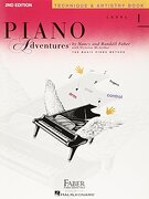 piano adventures,technique and artistry book level 1 - nancy (cop) faber - hal leonard corp