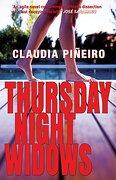 thursday night widows - claudia pineiro - consortium book sales & dist