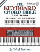 The Keyboard Chord Bible: 2,232 Chords (Fretted Friends Series)