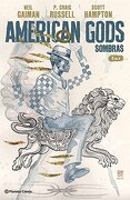 American Gods Sombras nº 05 - Neil Gaiman,Philip Craig Russell - Planeta DeAgostini Cómics