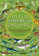 Atlas De Aventuras De Dinosaurios - Lucy Letherland - Contrapunto