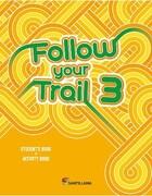 Follow Your Trail 3 Student's Book + Activity Book Santillana - Book - Santillana *Of