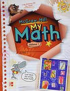 Mcgraw-Hill my Math, Grade 1, Student Edition, Volume 1 (Elementary Math Connects) (libro en Inglés) - Mcgraw-Hill Education - Glencoe Secondary