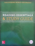 Discovering World Geography Reading std Guide std - Mcgraw Hill - Mcgraw Hill