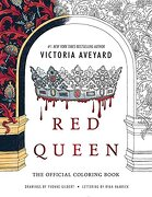 Red Queen: The Official Coloring Book (libro en Inglés) - Victoria Aveyard - HarperTeen 2016-12-20