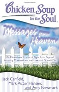 messages from heaven - jack canfield,mark victor hansen,amy newmark - simon & schuster