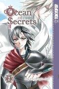 Ocean of Secrets Volume 2 Manga (libro en Inglés) - Sophie-Chan - Tokyopop