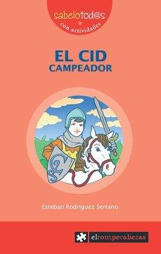 portada El cid Campeador