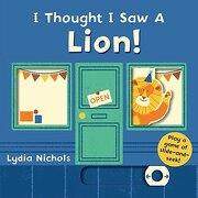 I Thought i saw a Lion! (libro en Inglés) - Templar Books - Templar Books