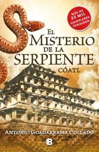 portada COATL. EL MISTERIO DE LA SERPIENTE
