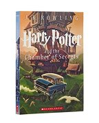 Harry Potter and the Chamber of Secrets (Book 2) (libro en Inglés) - J. K. Rowling - Harry Potter