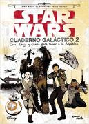 Star Wars. Cuaderno Galactico 2 - Disney - Planeta Junior