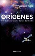 Orígenes - Neil Degrasse Tyson - Paidos