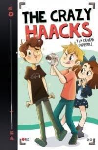 portada The Crazy Haacks y la Camara Imposible (The Crazy Haacks #1)