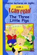 The Three Little Pigs (I can read)