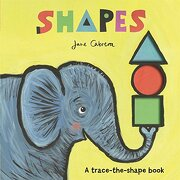 Shapes (Trace the Shape Book)