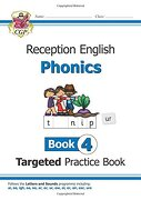 New English Targeted Practice Book: Phonics - Reception Book 4