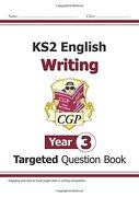New KS2 English Writing Targeted Question Book - Year 3