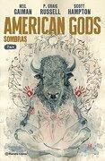 American Gods Sombras nº 07 - Neil Gaiman,Philip Craig Russell,Scott Hampton - Planeta Deagostini Cómics