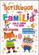 Actijuegos en Familia el Zorro y el Buho - Latinbooks - Latinbooks