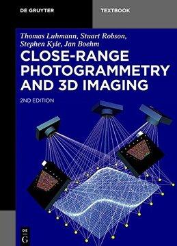 portada Close-Range Photogrammetry and 3d Imaging (de Gruyter Textbook) (libro en Inglés)