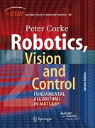 Robotics, Vision and Control: Fundamental Algorithms in Matlab, Second Edition (Springer Tracts in Advanced Robotics) (libro en Inglés) - Peter Corke - Springer