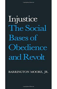 portada Injustice: The Social Bases Of Obedience And Revolt