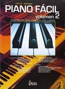Piano Fácil, Antología Volumen 2. Für Klavier - Félix Sierra - Real Musical