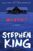 Misery: A Novel (libro en Inglés) - Stephen King - Scribner  Macmillan