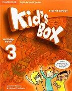 (1) Ep 3 - Kid's Box (2 Ed.) Wb (+cd-rom) (+language Portfolio) (pack) - Aa.vv. - Cambridge