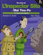 9. Un misteri molt magnètic (Els casos de L'Inspector Sito i el seu ajudant Mai Tinc-Po) - Antonio González Iturbe - edebé