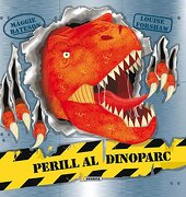 Perill Al Dinoparc - Simon & Schuster - Susaeta