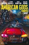 American Gods Sombras Nº 04/09 - Neil Gaiman - Planeta DeAgostini Cómics