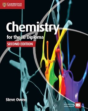 portada Chemistry for the ib Diploma Coursebook (libro en Inglés)