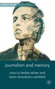 Journalism and Memory (Palgrave Macmillan Memory Studies) (libro en Inglés) - Barbie Zelizer,keren Tenenboim-weinblatt - Palgrave Macmillan