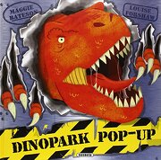 Dinopark Pop-up - Simon And Schuster - Susaeta