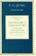 Nietzsche's Zarathustra: Notes of the Seminar Given in 1934-1939 by C. Gi Jung: Notes of the Seminars Given in 1934-39: Volume 1 (libro en Inglés) - C. G. Jung - Routledge