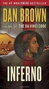 Inferno (libro en Inglés) - Dan Brown - Anchor