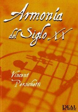 portada Armonía del Siglo xx (rm Pedag. Libros Tècnicos)