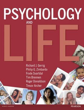 portada Psychology & Life And Mypsychlab Pack
