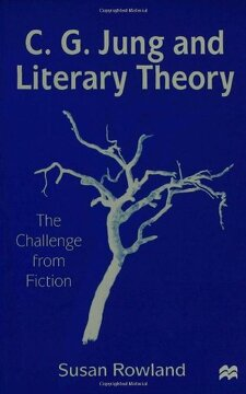 portada C. G. Jung and Literary Theory (Challenge From Fiction) (libro en Inglés)