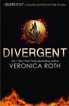 portada Divergent (Divergent Trilogy, Book 1) (libro en Inglés)